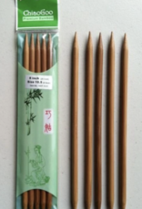 "ChiaoGoo Bamboo 8"" DPN"