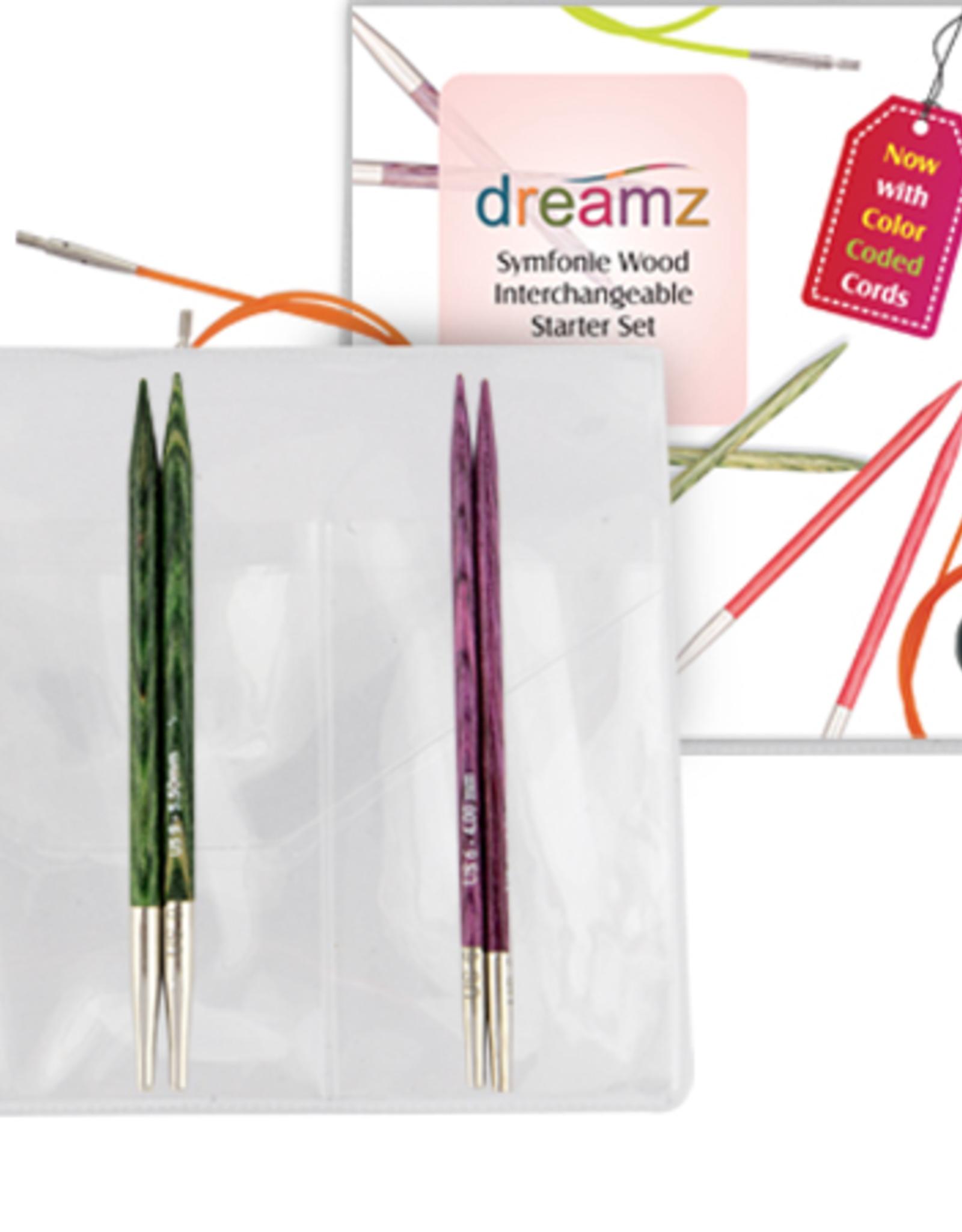 Knitter's Pride Dreamz Starter IC Set