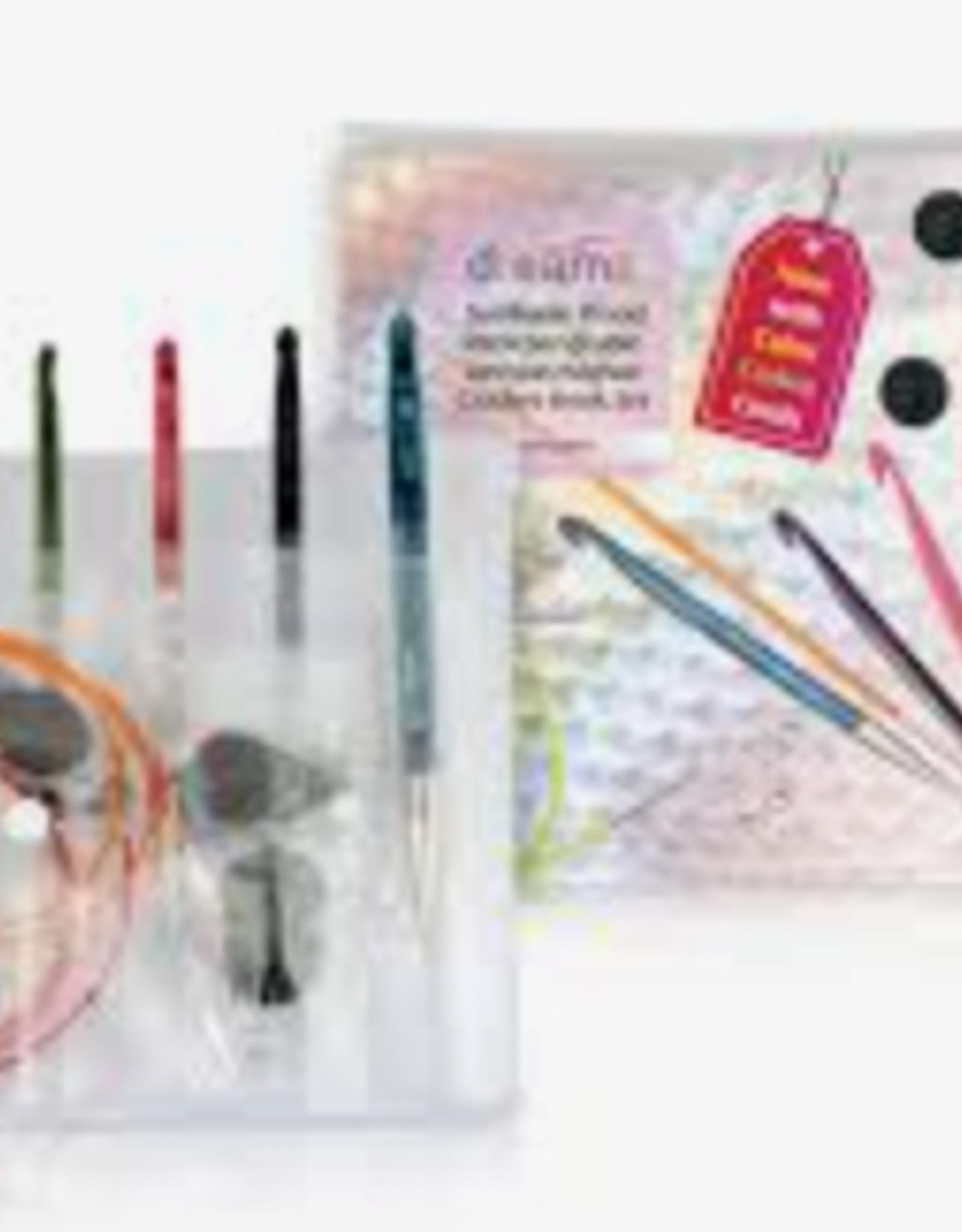 Knitter's Pride Dreamz Tunisian IC Hook Set