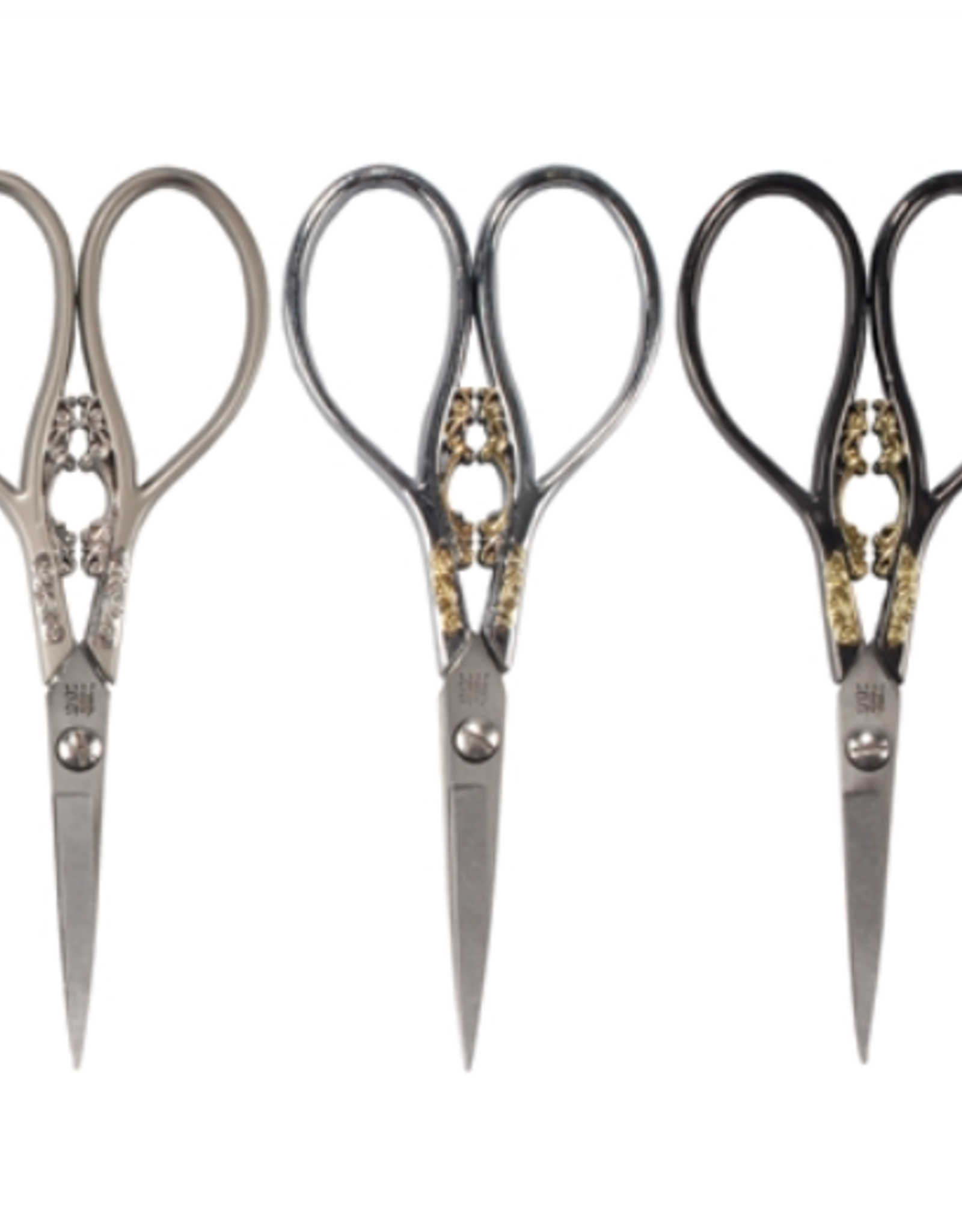 BambooMN Embroidery Scissors