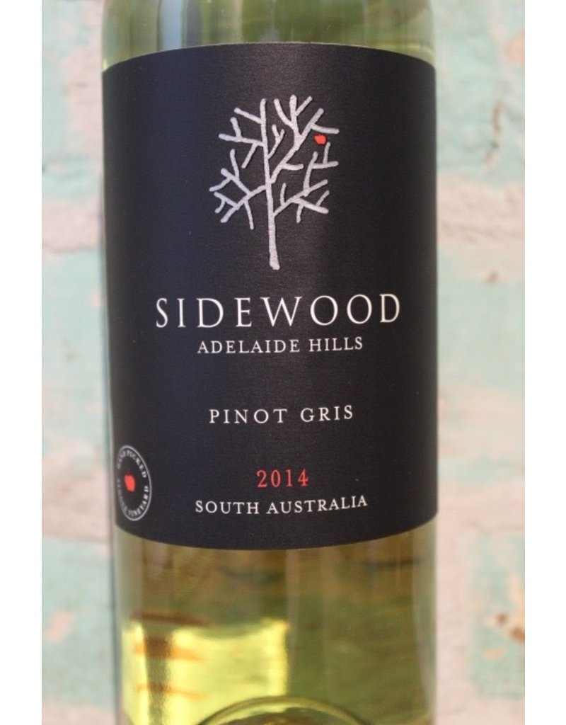 SIDEWOOD ADELAIDE HILLS PINOT GRIS