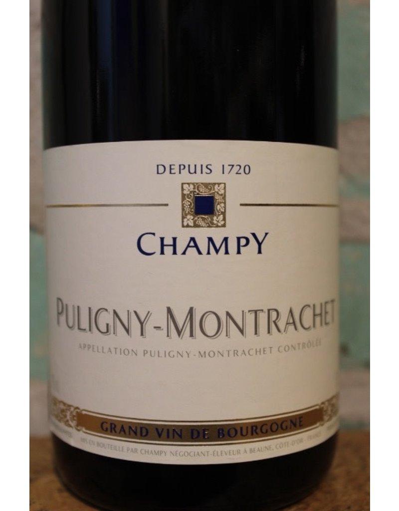 CHAMPY PULIGNY-MONTRACHET BLANC