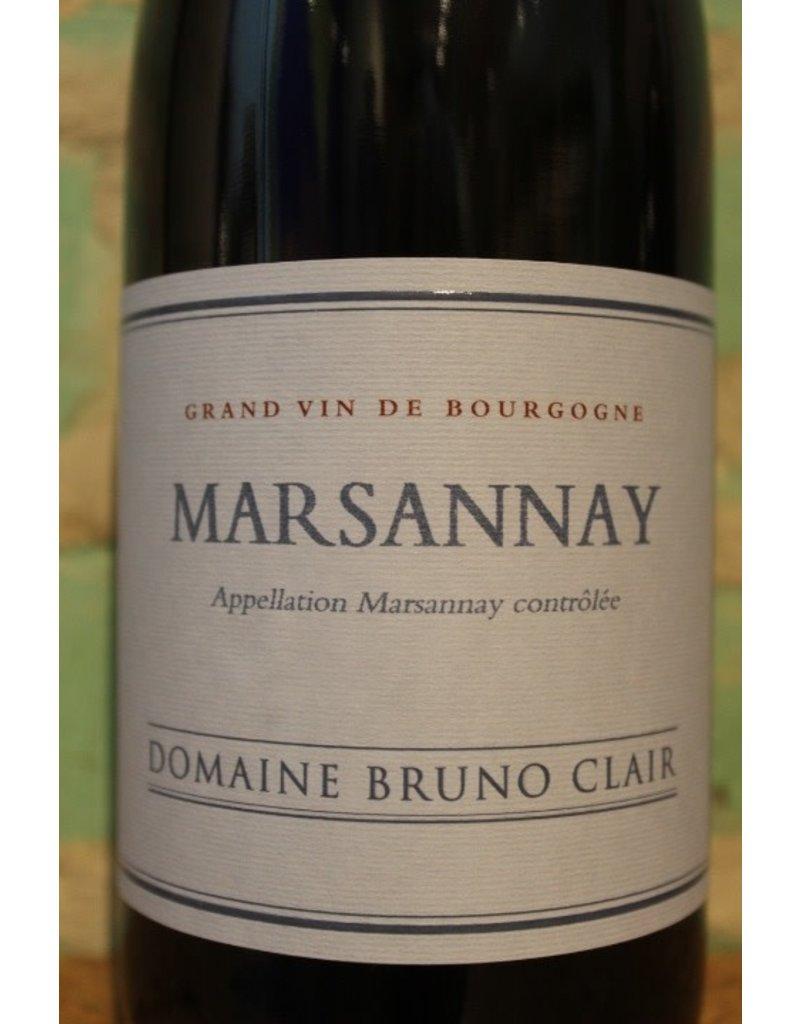 DOMAINE BRUNO CLAIR MARSANNAY BLANC