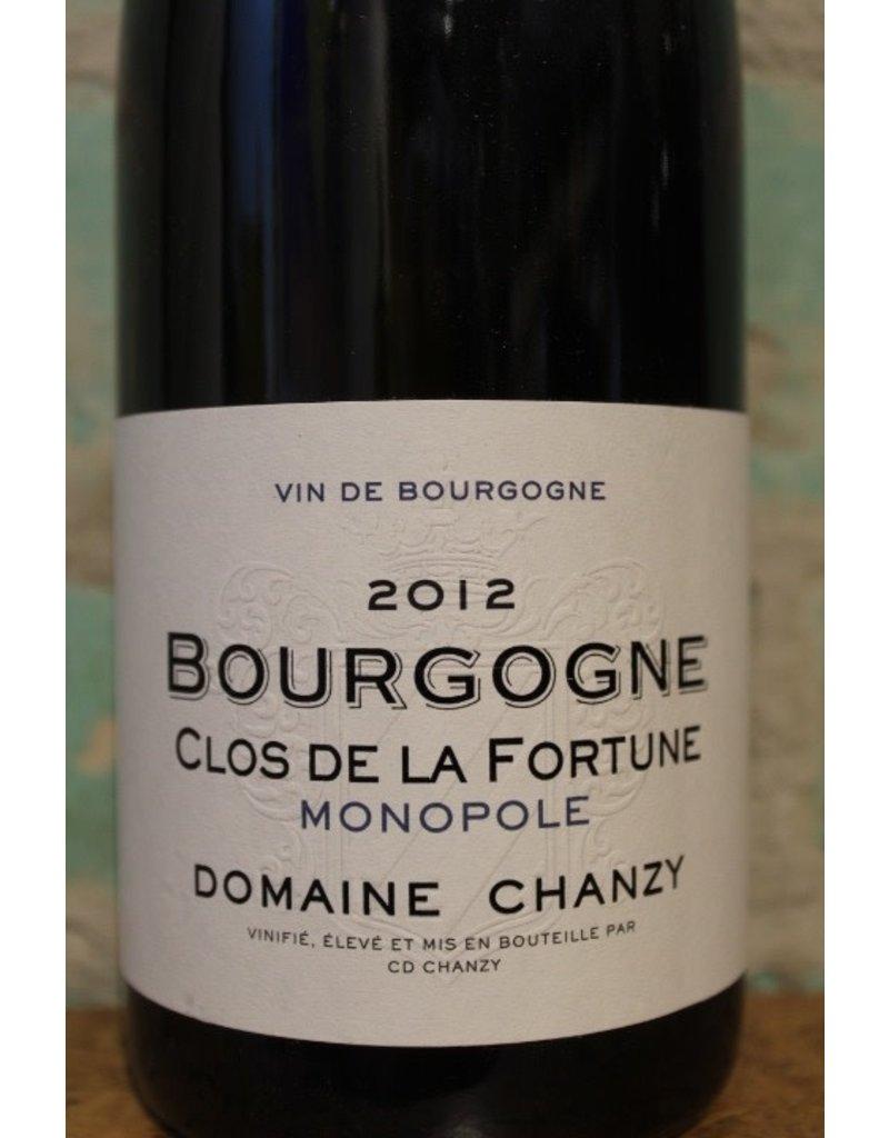 """DOMAINE CHANZY BOURGOGNE """"CLOS DE LA FORTUNE"""""""