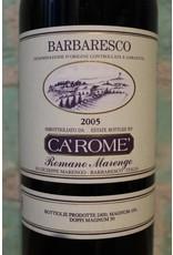CA'ROME BARBARESCO
