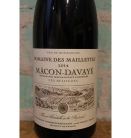 DOMAINE DES MAILLETTES MÂCON-DAVAYÉ