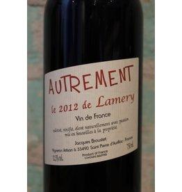 AUTREMENT LE 2012 DE LAMERY