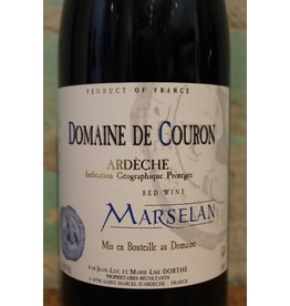 DOMAINE DE COURON MARSELAN RED WINE