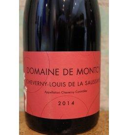 DOMAINE DE MONTCY CHEVERNY-LOUIS DE LA SAUSSAYE
