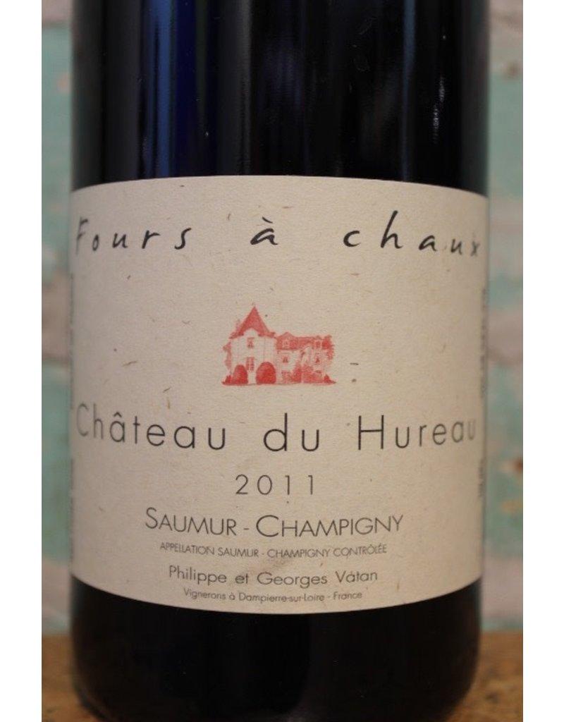 CHÂTEAU DU HUREAU FOURS À CHAUX SAUMUR-CHAMPIGNY