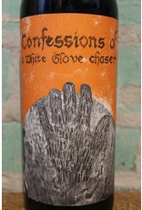 BLANK BOTTLE CONFESSIONS OF A WHITE GLOVE CHASER
