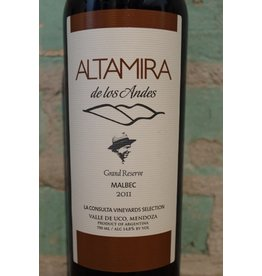 ALTAMIRA GRAND RESERVE MALBEC