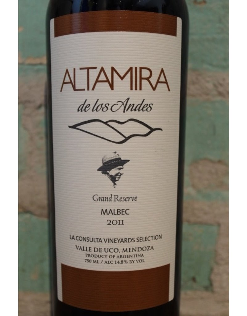 ALTAMIRA GRAND RESERVE MALBEC