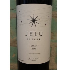 JELU ESTATE SYRAH