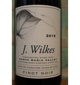 J. WILKES SANTA MARIA VALLEY PINOT NOIR