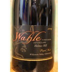 WAHLE PINOT NOIR HOLMES HILL