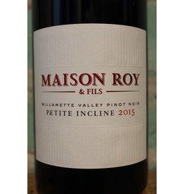 MAISON ROY PETITE INCLINE PINOT NOIR