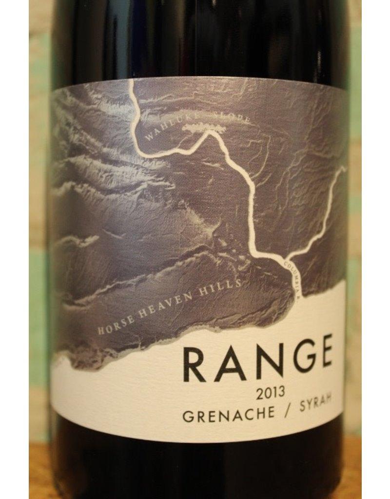 REVELRY RANGE GRENACHE/SYRAH