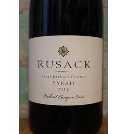 RUSACK SYRAH