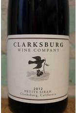 CLARKSBURG WINE COMPANY PETITE SIRAH