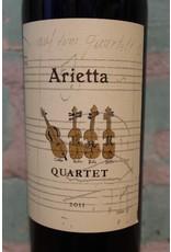 ARIETTA QUARTET RED