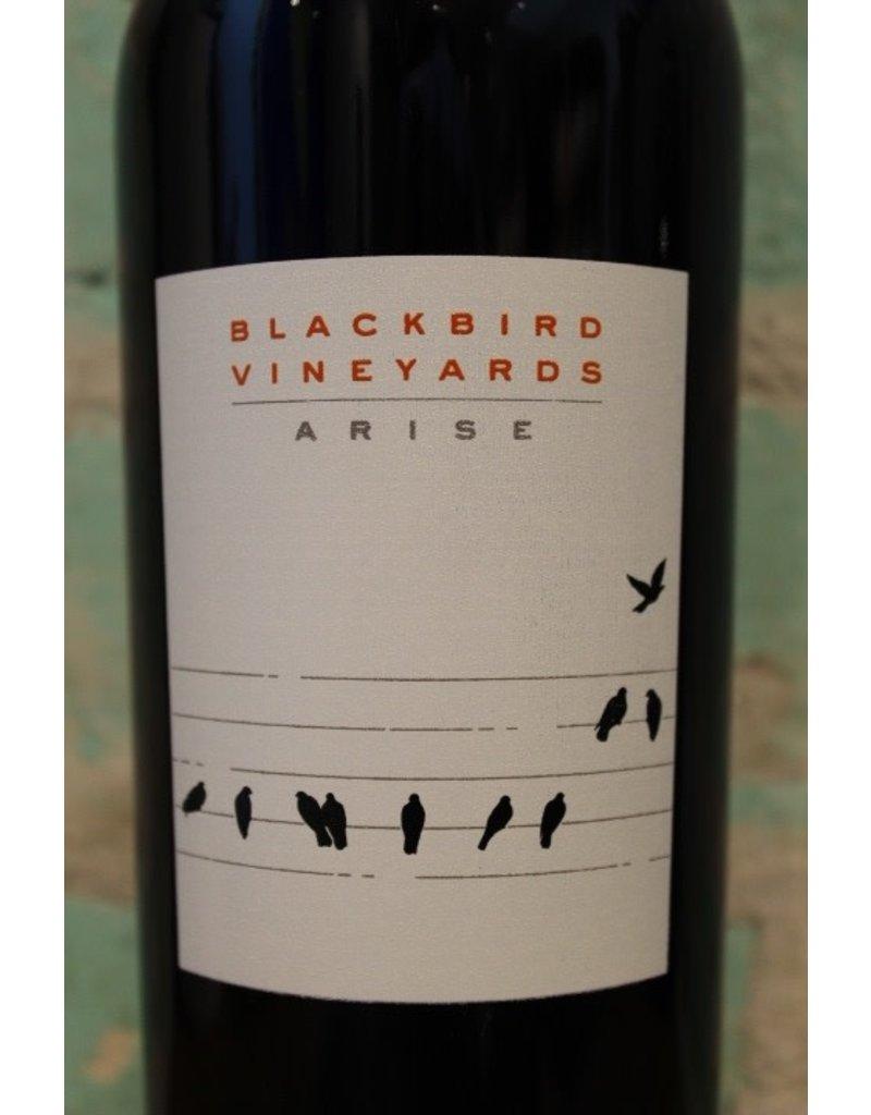 BLACKBIRD ARISE RED