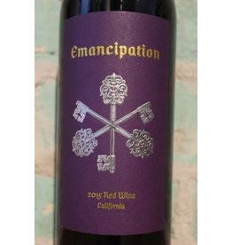 EMANCIPATION RED WINE