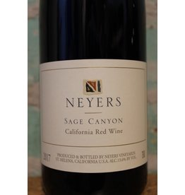 NEYERS SAGE CANYON RED BLEND