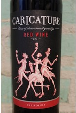 CARICATURE RED WINE