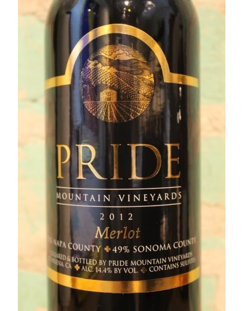 PRIDE MOUNTAIN MERLOT