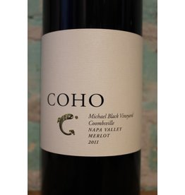 COHO MICHAEL BLACK VINEYARD MERLOT
