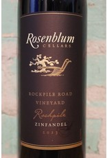 ROSENBLUM ROCKPILE ROAD ZINFANDEL