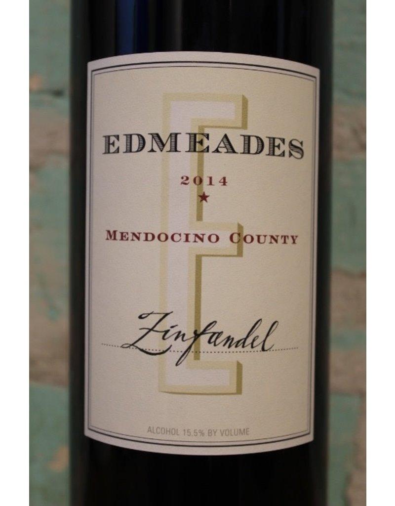 EDMEADES MENDOCINO ZINFANDEL