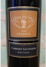 CLOS DU VAL RESERVE CABERNET 1998