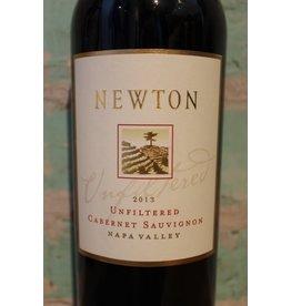 NEWTON UNFILTERED CABERNET SAUVIGNON