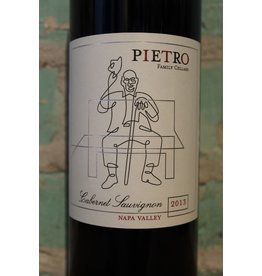 PIETRO FAMILY CELLARS NAPA VALLEY CABERNET SAUVIGNON