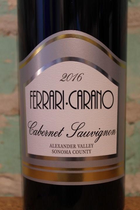 Ferrari Carano Alexander Valley Cabernet Sauvignon Grande Krewe