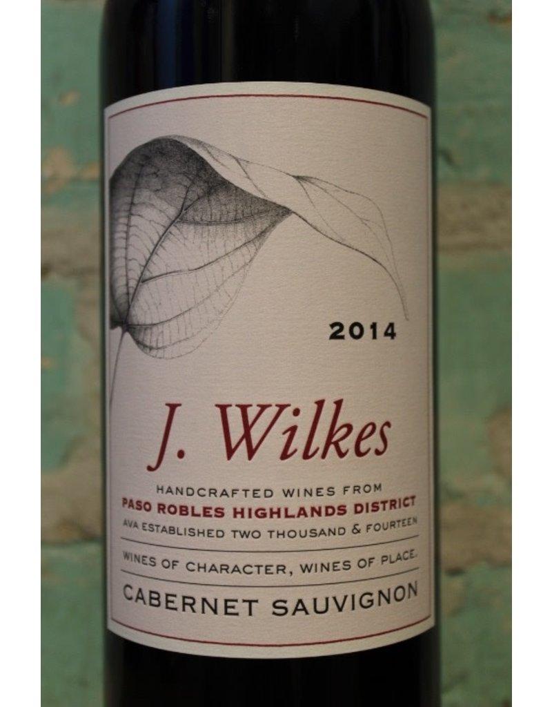 J. WILKES PASO ROBLES HIGHLANDS DISTRICT CABERNET SAUVIGNON