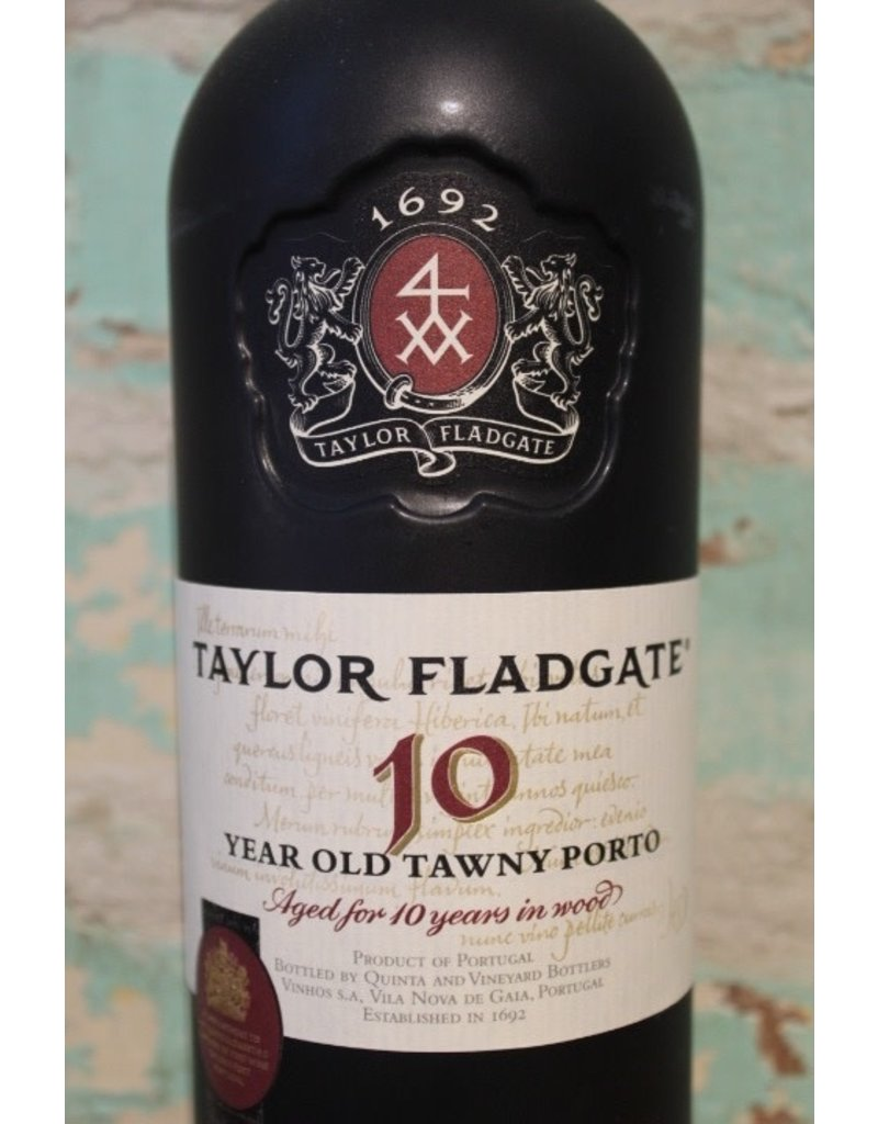 TAYLOR FLADGATE TAWNY PORT 10 YEAR