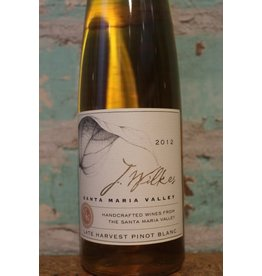 J. WILKES LATE HARVEST PINOT BLANC DESERT WINE