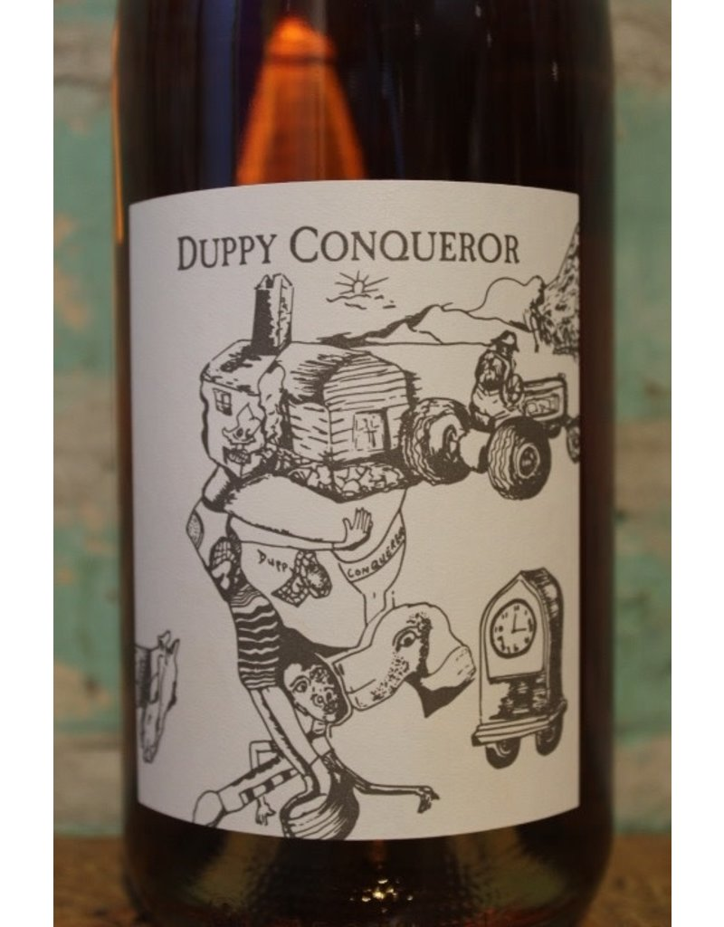 BROWN ESTATE DUPPY CONQUEROR ROSÉ