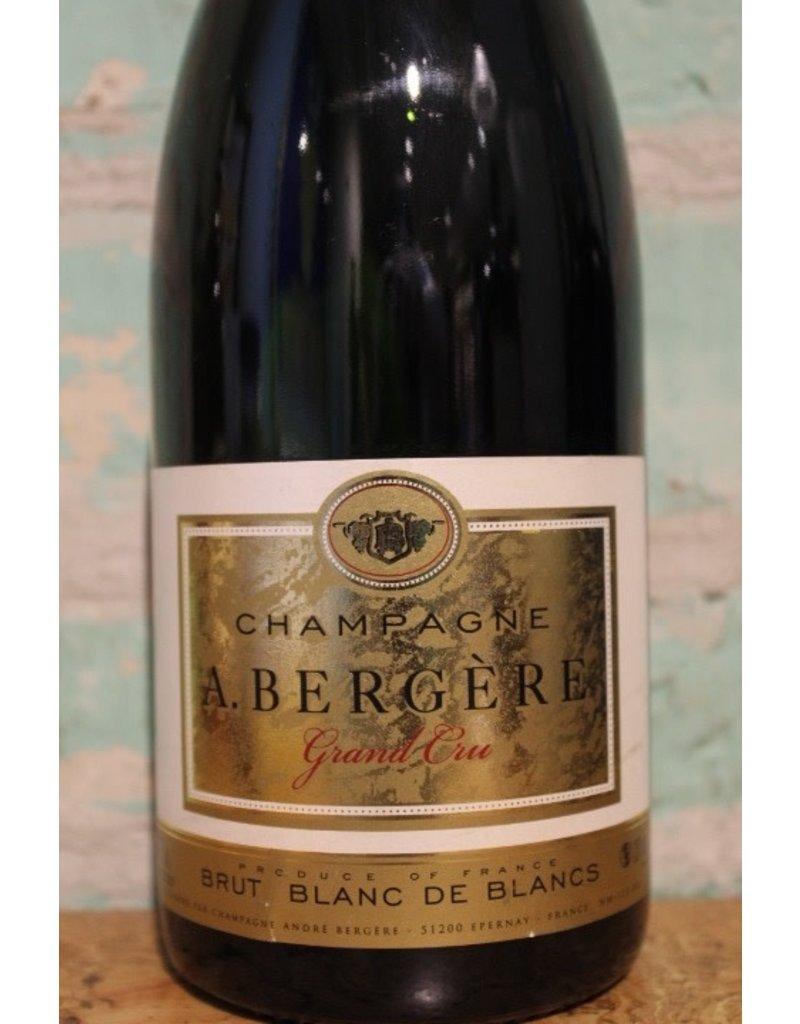 A. BERGÈRE CHAMPAGNE GRAND CRU BLANC DE BLANCS NV