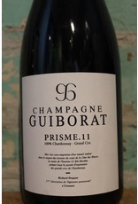CHAMPAGNE GUIBORAT PRISME 11 GRAND CRU BLANC DE BLANCS