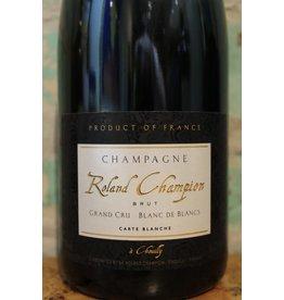 ROLAND CHAMPION CHAMPAGNE BLANC DE BLANCS GRAND CRU