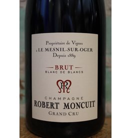 ROBERT MONCUIT BLANC DE BLANCS GRAND CRU BRUT