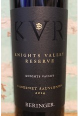 BERINGER KNIGHTS VALLEY CABERNET SAUVIGNON RESERVE