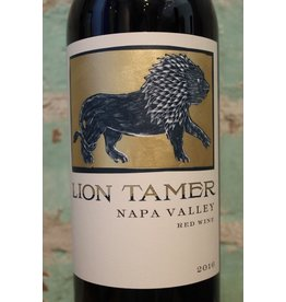 HESS LION TAMER RED BLEND