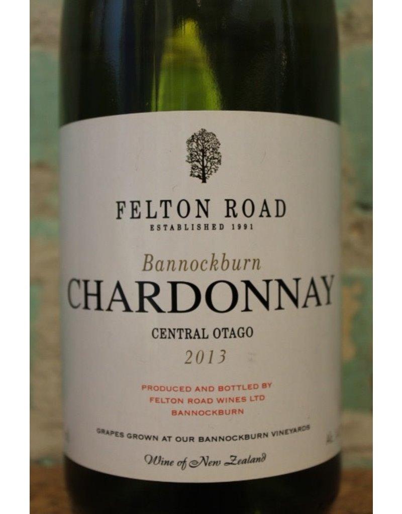 FELTON ROAD BANNOCKBURN CHARDONNAY