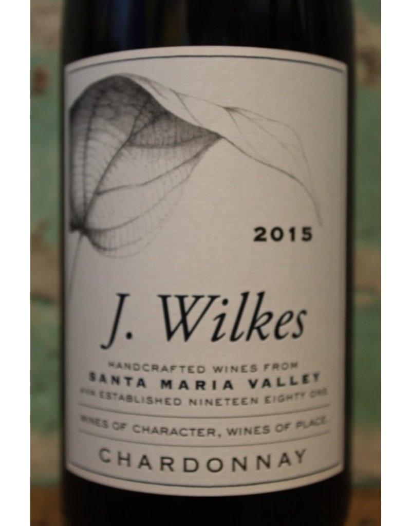 J. WILKES SANTA MARIA VALLEY CHARDONNAY