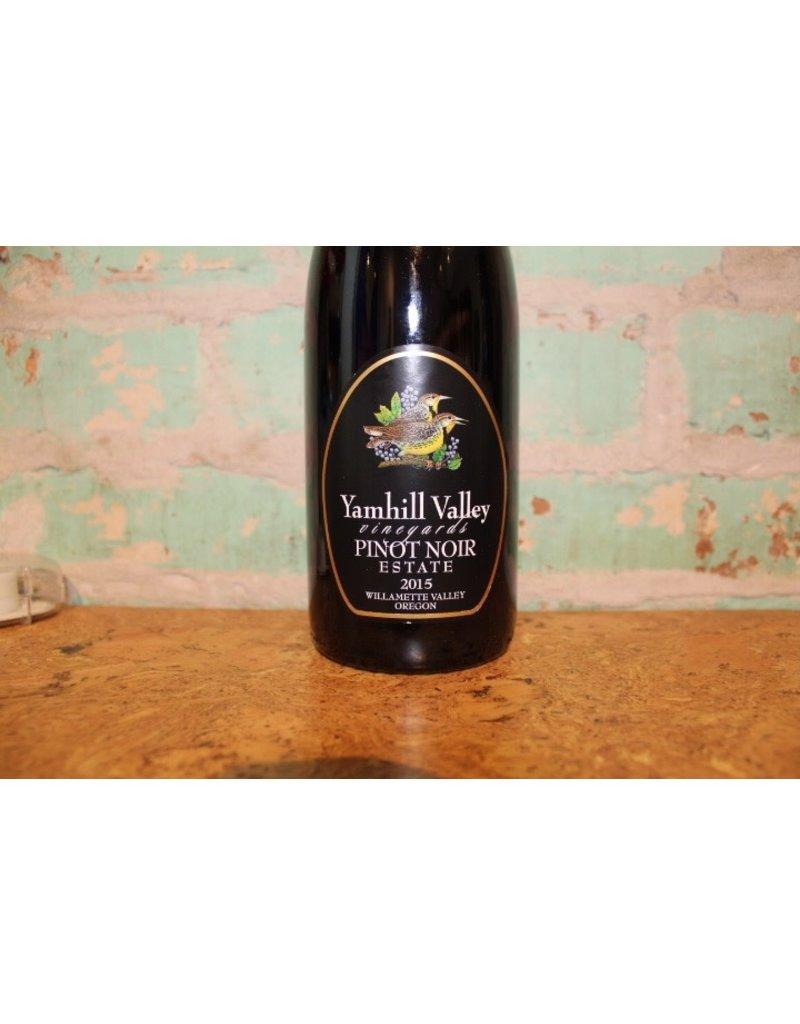 YAMHILL VALLEY VINEYARDS ESTATE PINOT NOIR